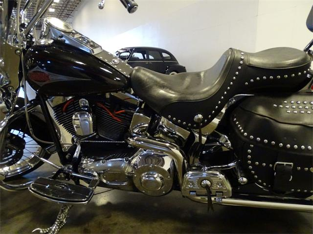 2001 Harley-Davidson Heritage Softail Classic (CC-1351674) for sale in O'Fallon, Illinois