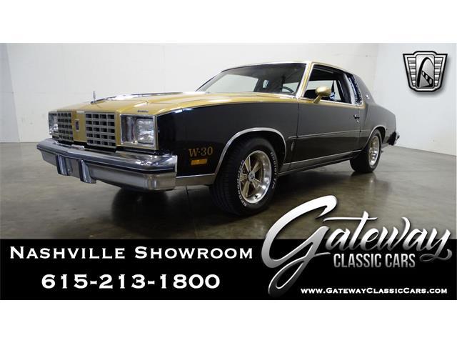 1979 Oldsmobile Cutlass (CC-1351677) for sale in O'Fallon, Illinois