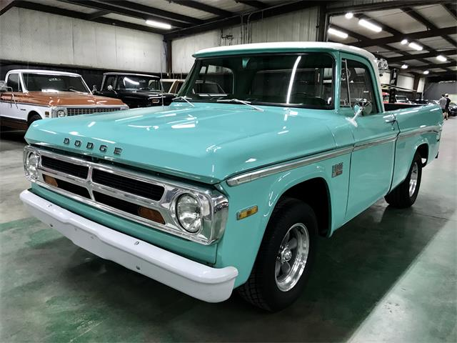 1970 Dodge D100 (CC-1350168) for sale in Sherman, Texas