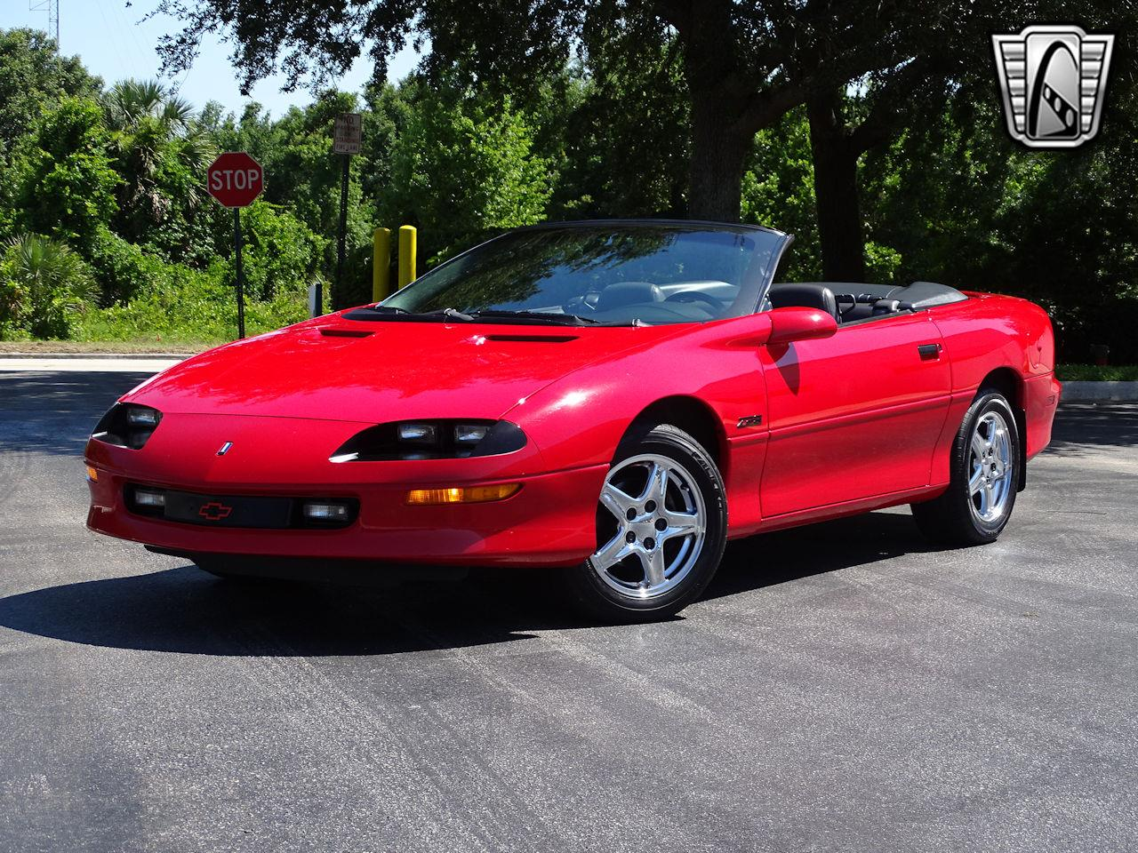 1997 Chevrolet Camaro (CC-1351694) for sale in O'Fallon, Illinois