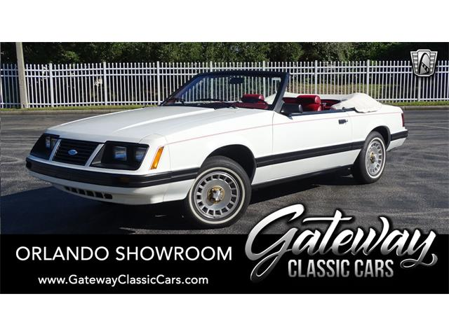 1983 Ford Mustang (CC-1351704) for sale in O'Fallon, Illinois