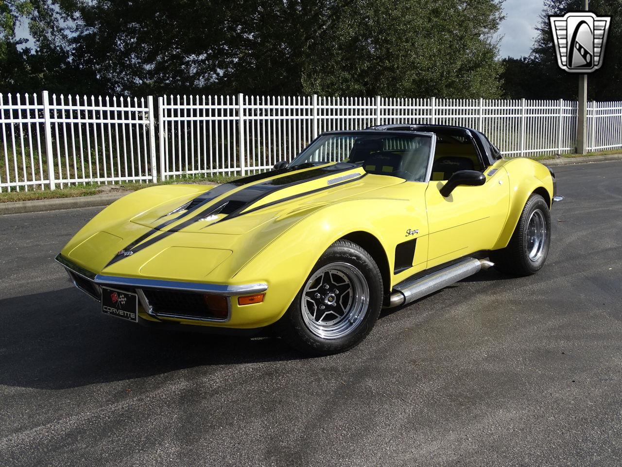 1972 Chevrolet Corvette (CC-1351705) for sale in O'Fallon, Illinois