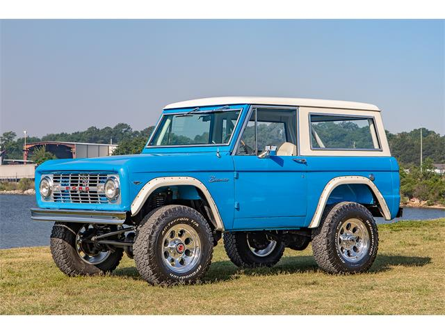 1976 Ford Bronco (CC-1350172) for sale in Pensacola, Florida