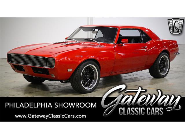 1968 Chevrolet Camaro (CC-1351727) for sale in O'Fallon, Illinois