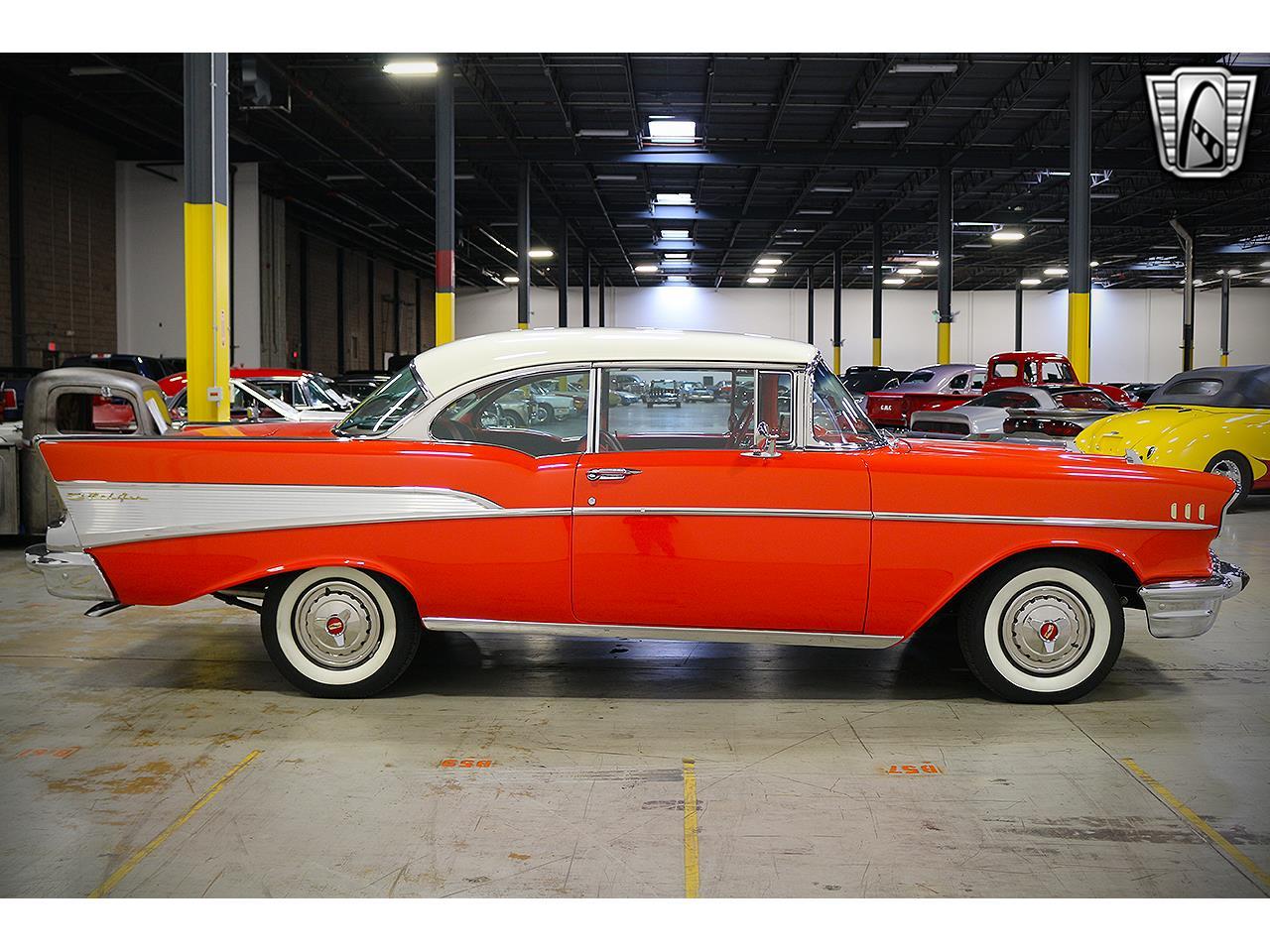 1957 Chevrolet Bel Air (CC-1351733) for sale in O'Fallon, Illinois
