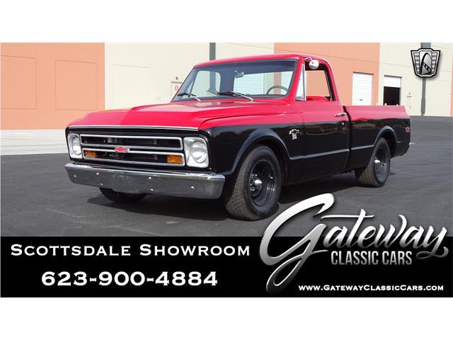 1968 Chevrolet C10 (CC-1351740) for sale in O'Fallon, Illinois