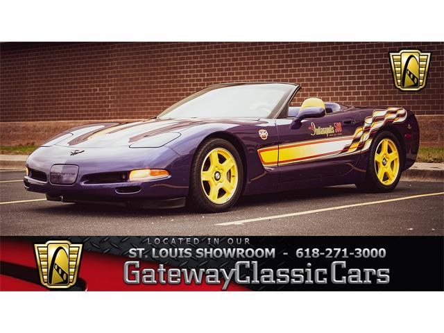 1998 Chevrolet Corvette (CC-1351764) for sale in O'Fallon, Illinois