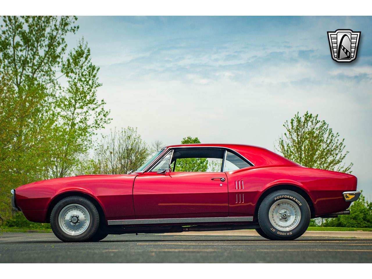 1967 Pontiac Firebird (CC-1351769) for sale in O'Fallon, Illinois