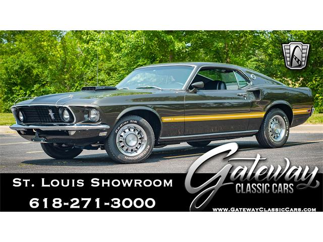 1969 Ford Mustang (CC-1351775) for sale in O'Fallon, Illinois