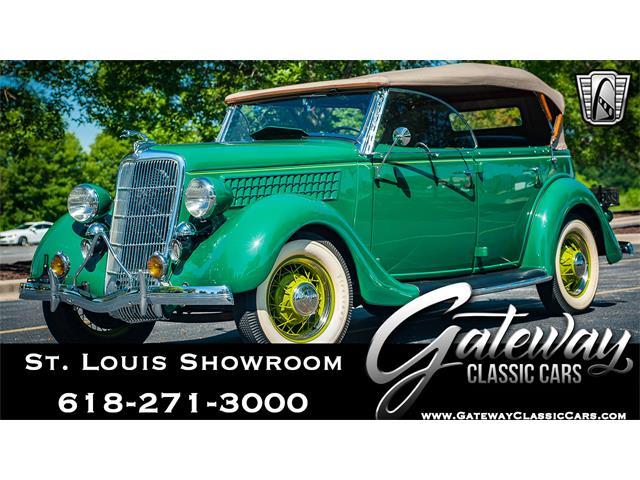 1935 Ford Phaeton (CC-1351777) for sale in O'Fallon, Illinois