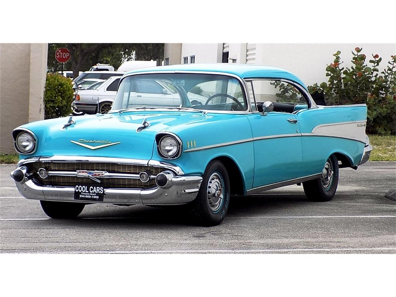 1957 Chevrolet Bel Air (CC-1350179) for sale in pompano beach, Florida
