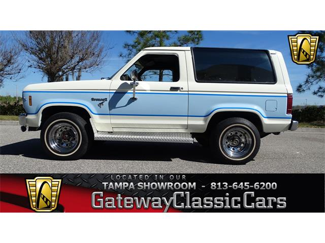 1985 Ford Bronco (CC-1351793) for sale in O'Fallon, Illinois