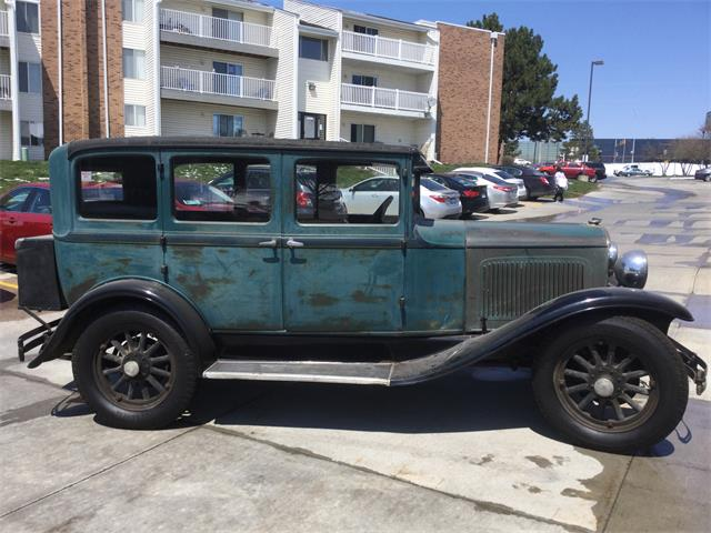 1929 Plymouth Model Q (CC-1350184) for sale in Omaha, Nebraska