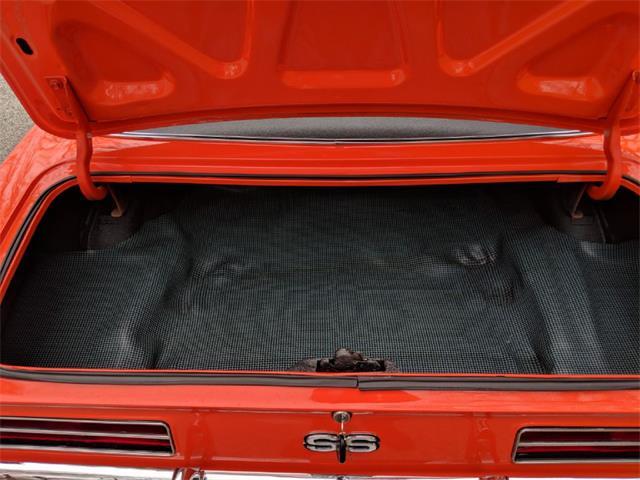 1969 Chevrolet Camaro (CC-1351841) for sale in West Pittston, Pennsylvania