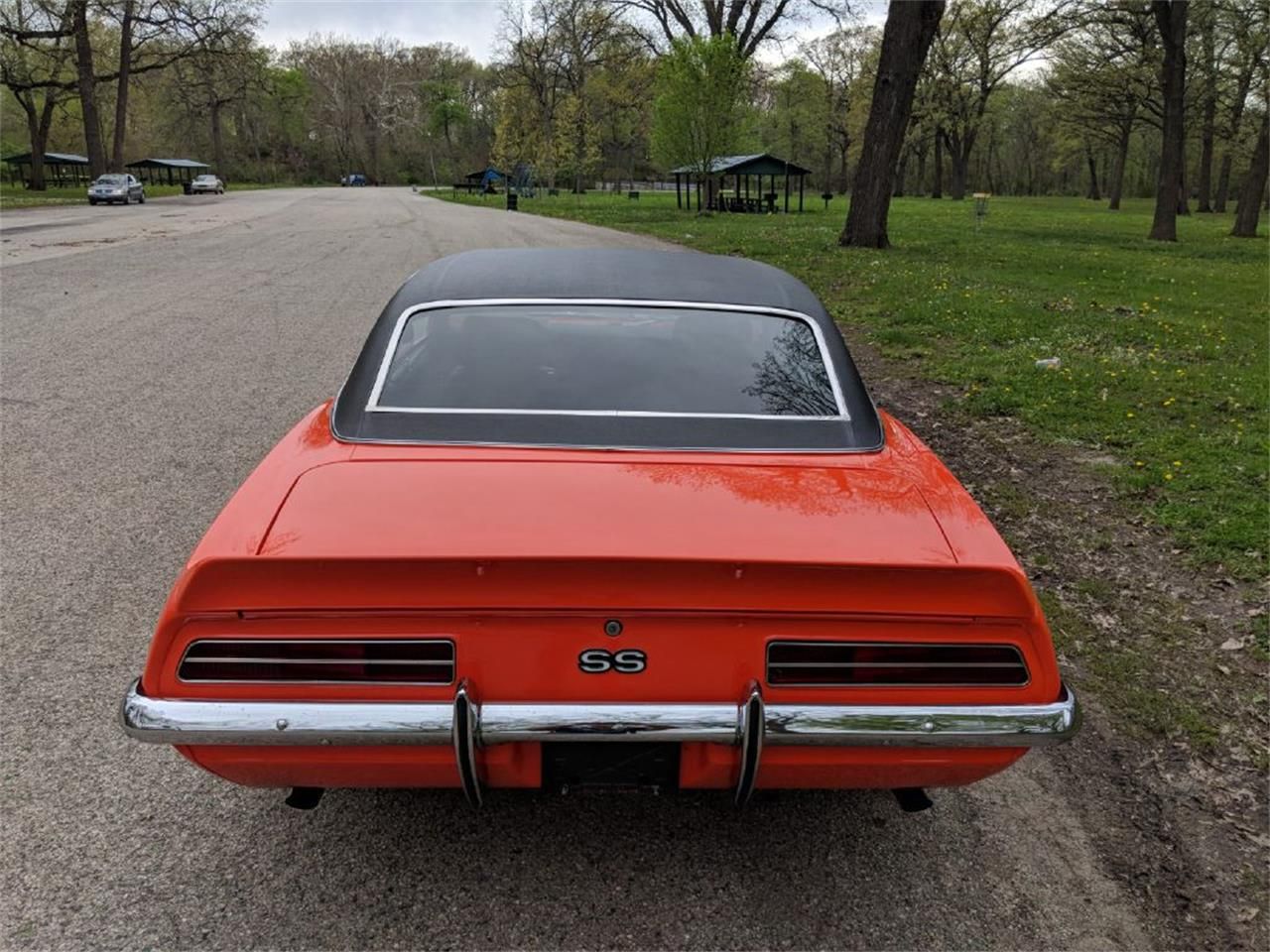1969 Chevrolet Camaro (CC-1351841) for sale in West Pittston, Pennsylvania
