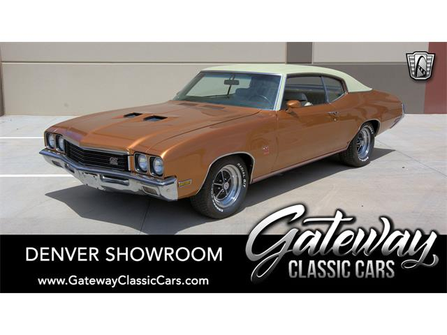 1972 Buick Gran Sport (CC-1351846) for sale in O'Fallon, Illinois
