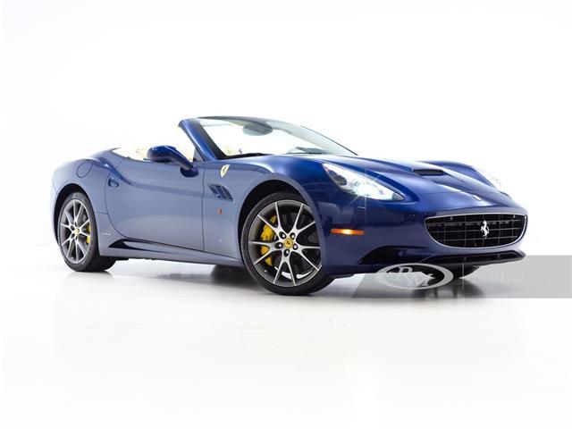 2012 Ferrari California (CC-1351849) for sale in Culver City, California