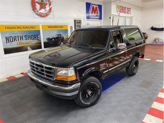 1996 Ford Bronco (CC-1351853) for sale in Mundelein, Illinois