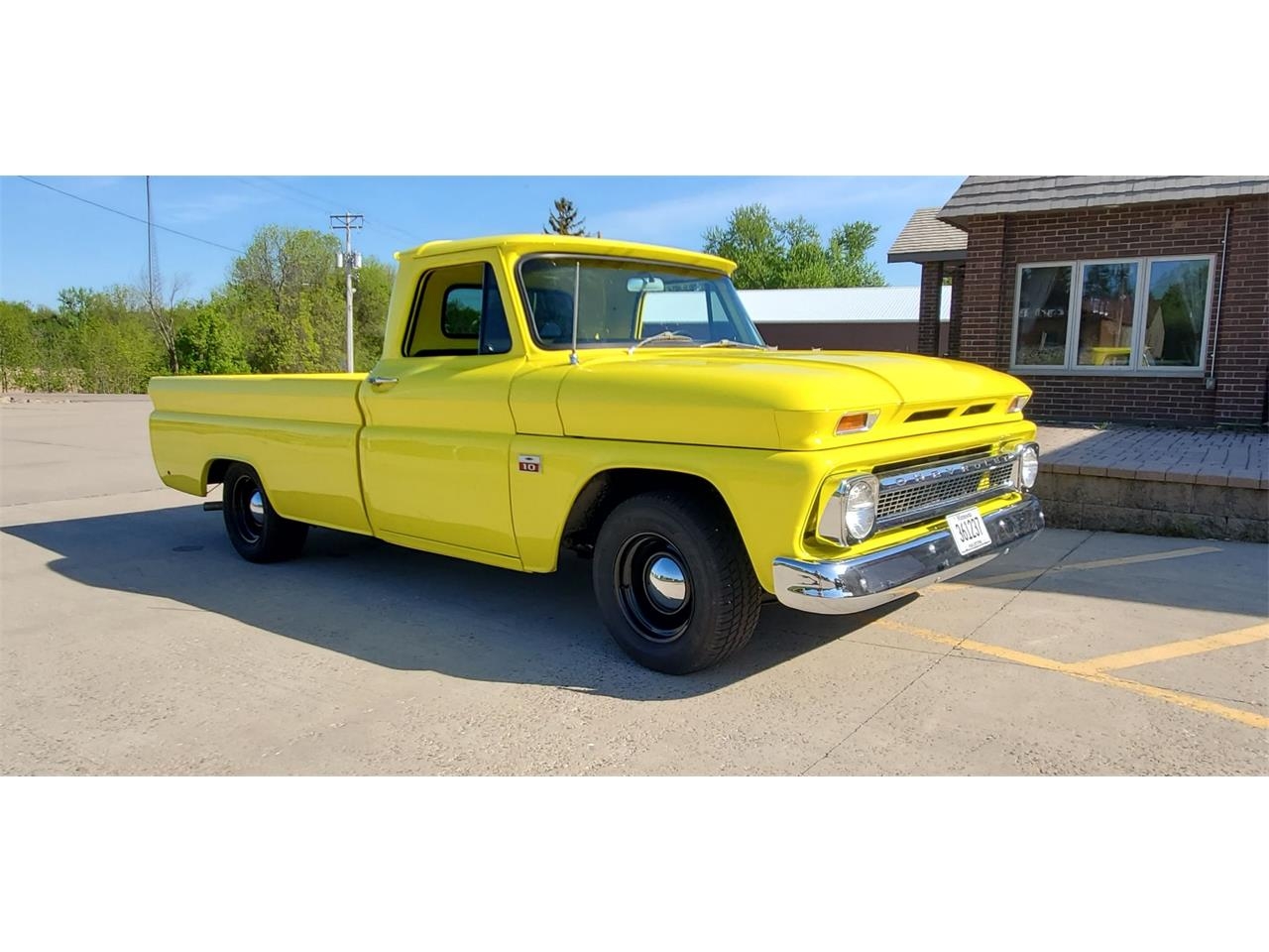 1966 Chevrolet C10 (CC-1351855) for sale in Annandale, Minnesota