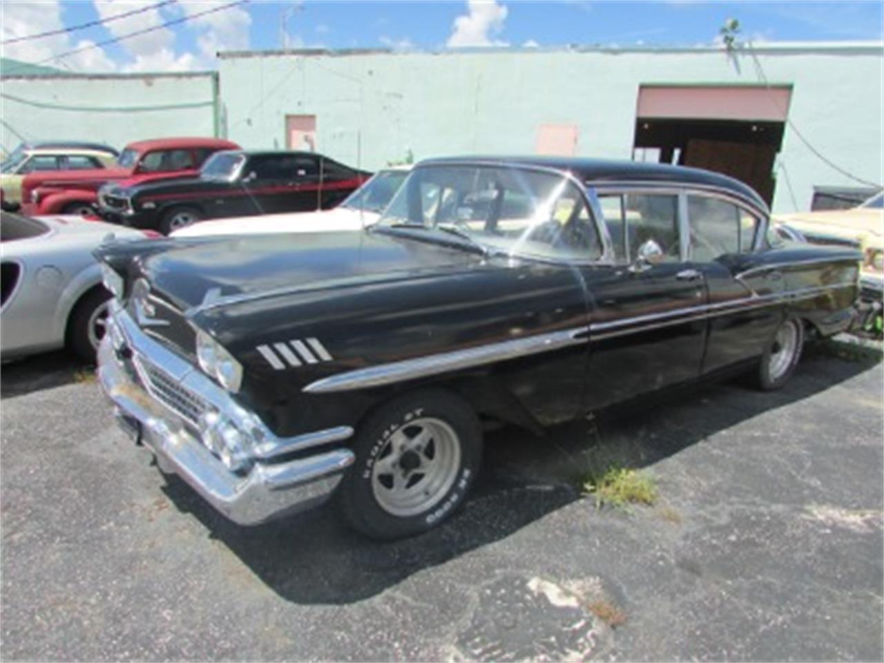 1958 Chevrolet Bel Air (CC-1351859) for sale in Miami, Florida