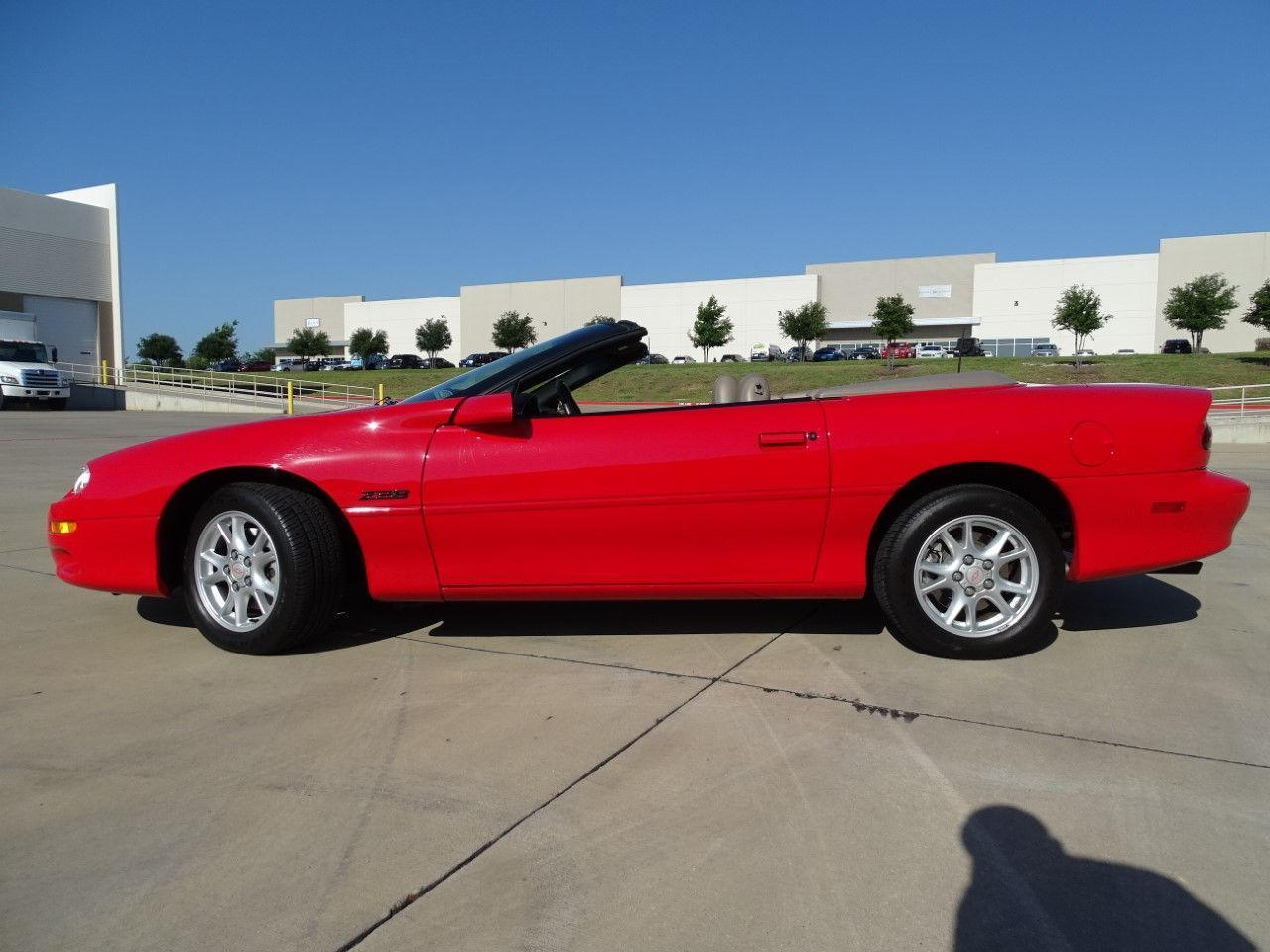 2002 Chevrolet Camaro (CC-1351861) for sale in O'Fallon, Illinois