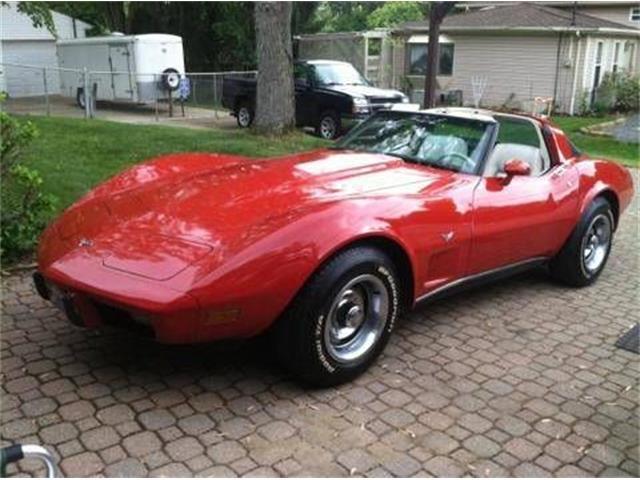 1979 Chevrolet Corvette (CC-1351865) for sale in Cadillac, Michigan