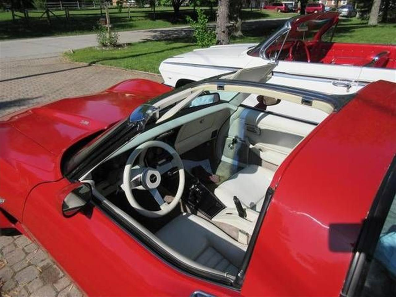 1979 Chevrolet Corvette (CC-1351865) for sale in Cadillac, Michigan