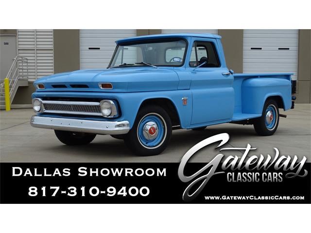 1964 Chevrolet C10 (CC-1351866) for sale in O'Fallon, Illinois