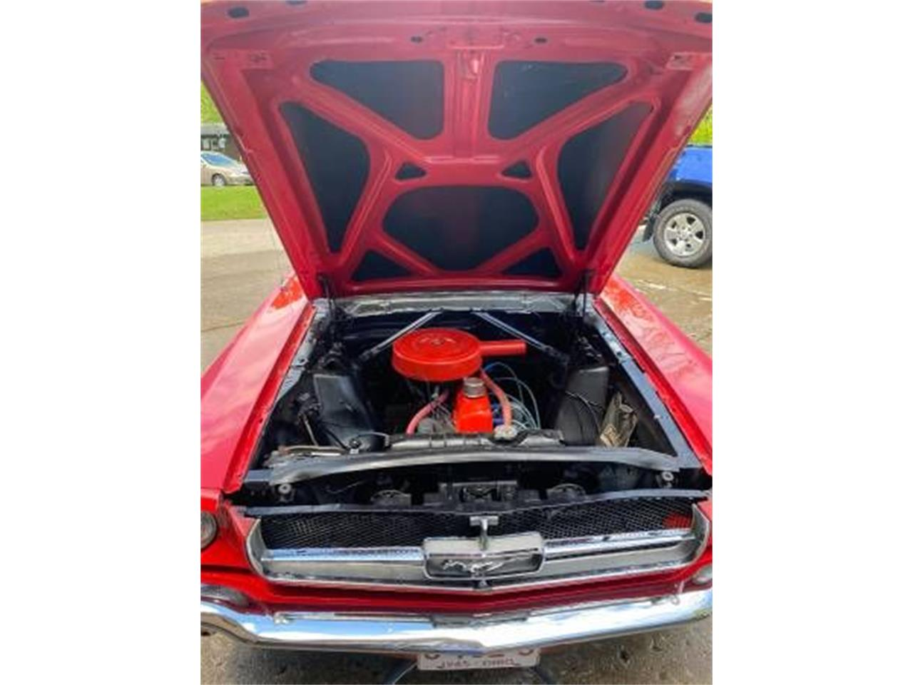 1965 Ford Mustang (CC-1351867) for sale in Cadillac, Michigan