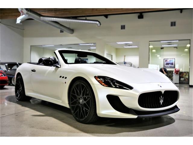 2013 Maserati GranTurismo (CC-1351871) for sale in Chatsworth, California