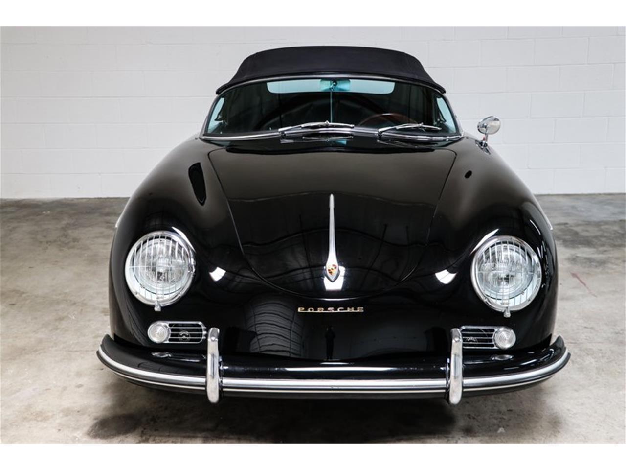 1957 Porsche 356A (CC-1351883) for sale in Costa Mesa, California