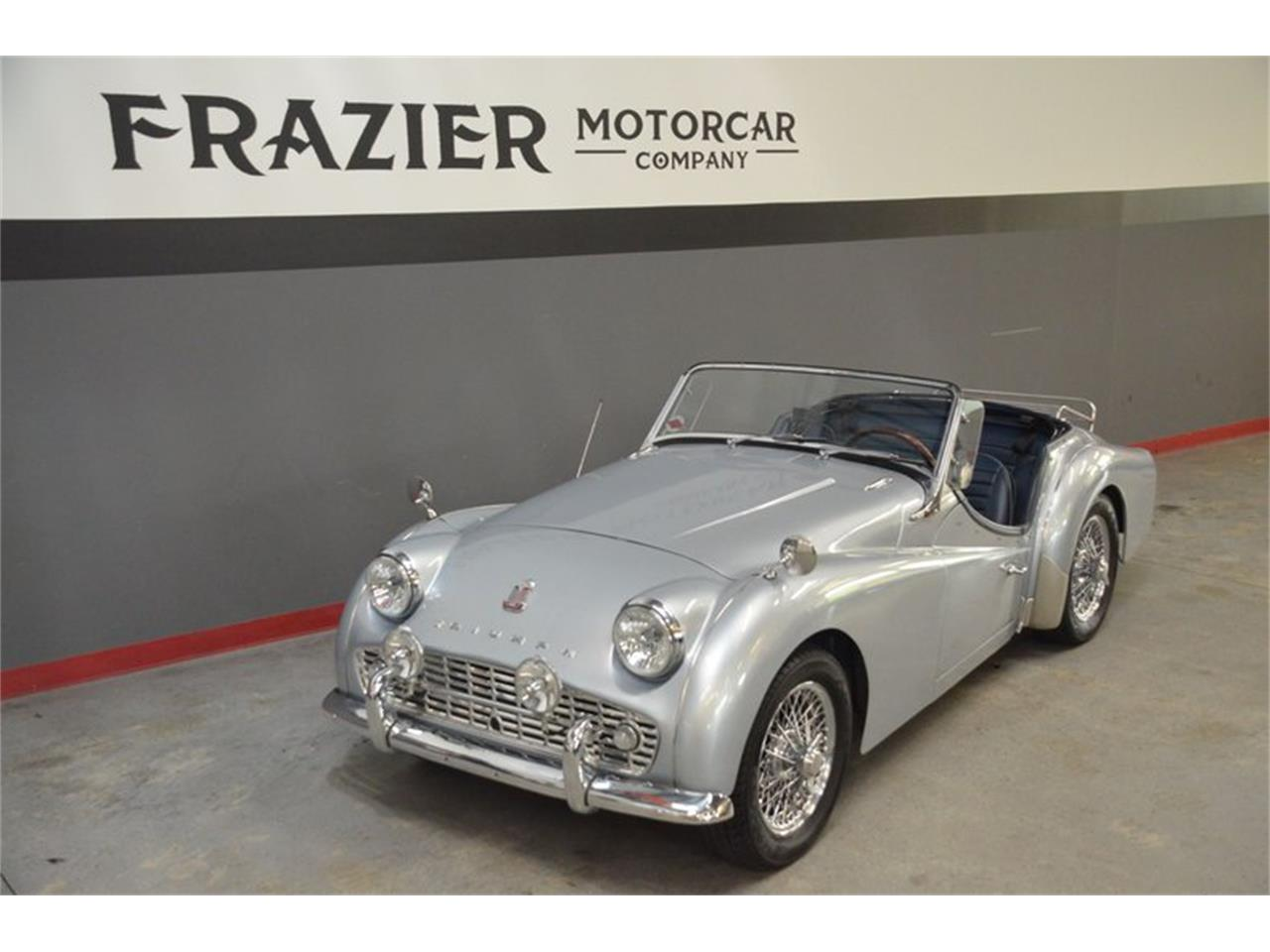 1959 Triumph TR3 (CC-1351885) for sale in Lebanon, Tennessee