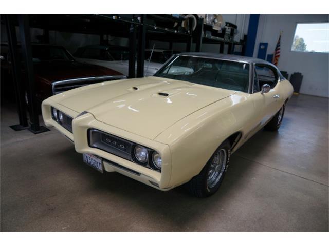 1968 Pontiac GTO (CC-1351886) for sale in Torrance, California