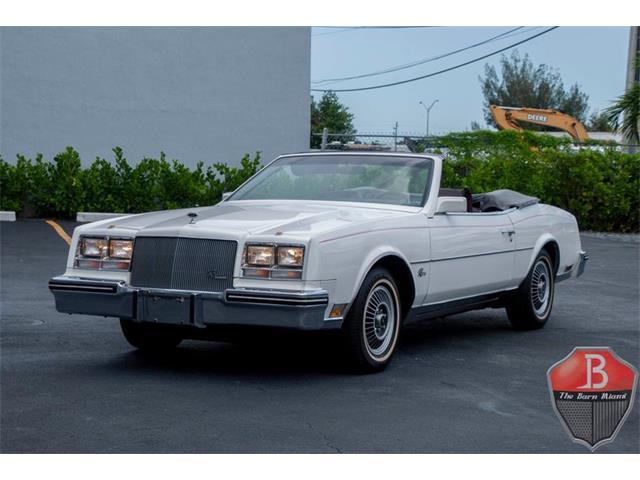 1985 Buick Riviera (CC-1351898) for sale in Miami, Florida