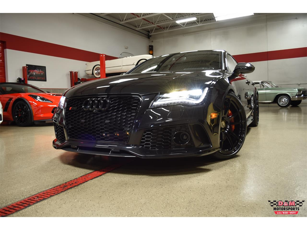 2015 Audi RS7 (CC-1351900) for sale in Glen Ellyn, Illinois