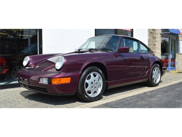1991 Porsche 911 Carrera 2 (CC-1351925) for sale in West Chester, Pennsylvania
