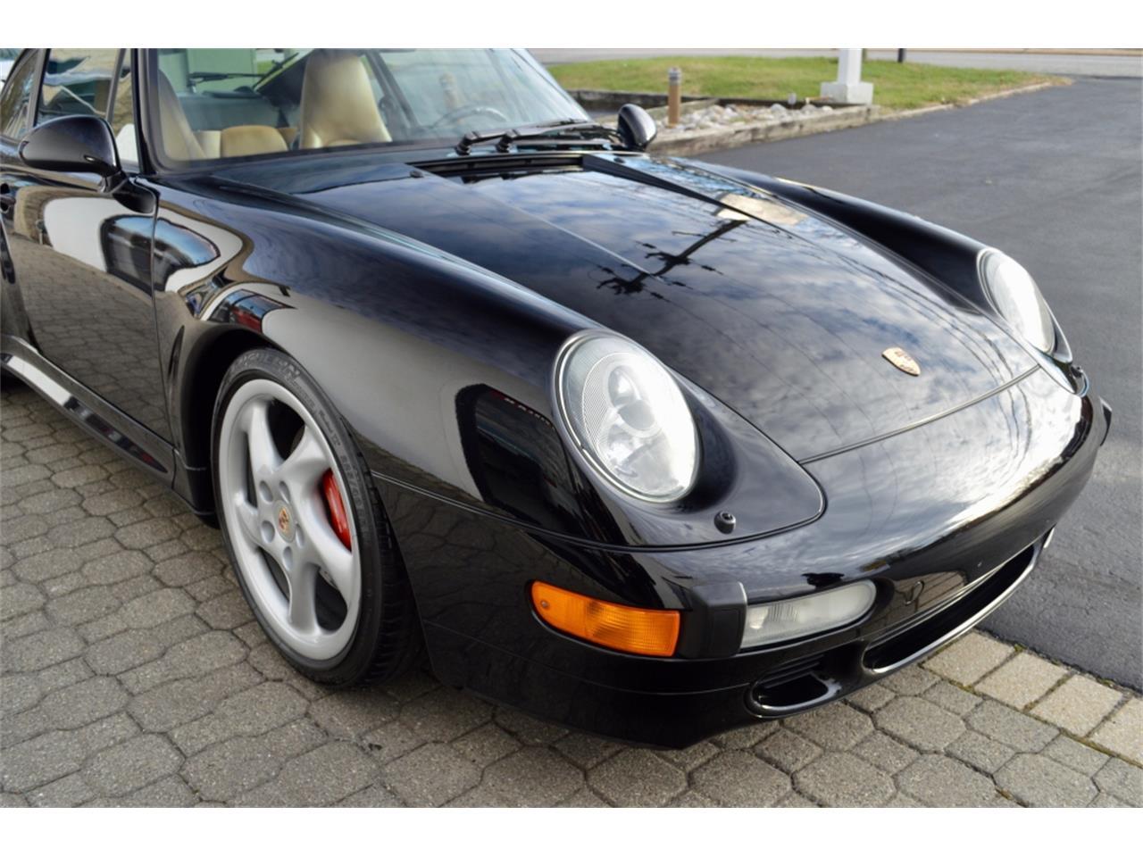 1996 Porsche 993 Turbo (CC-1351927) for sale in West Chester, Pennsylvania