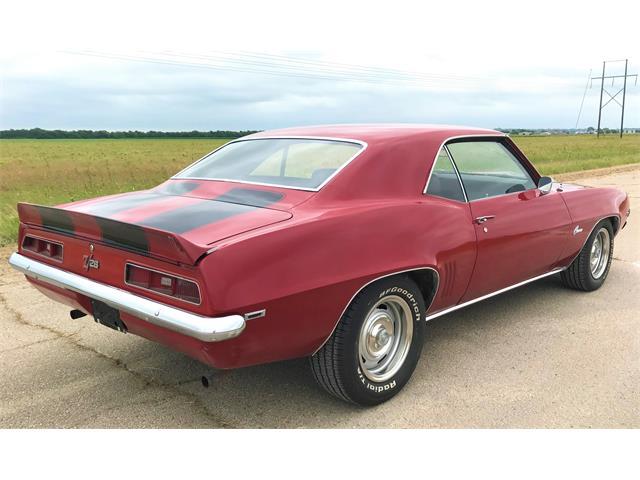 1969 Chevrolet Camaro (CC-1351953) for sale in Palmer, Texas