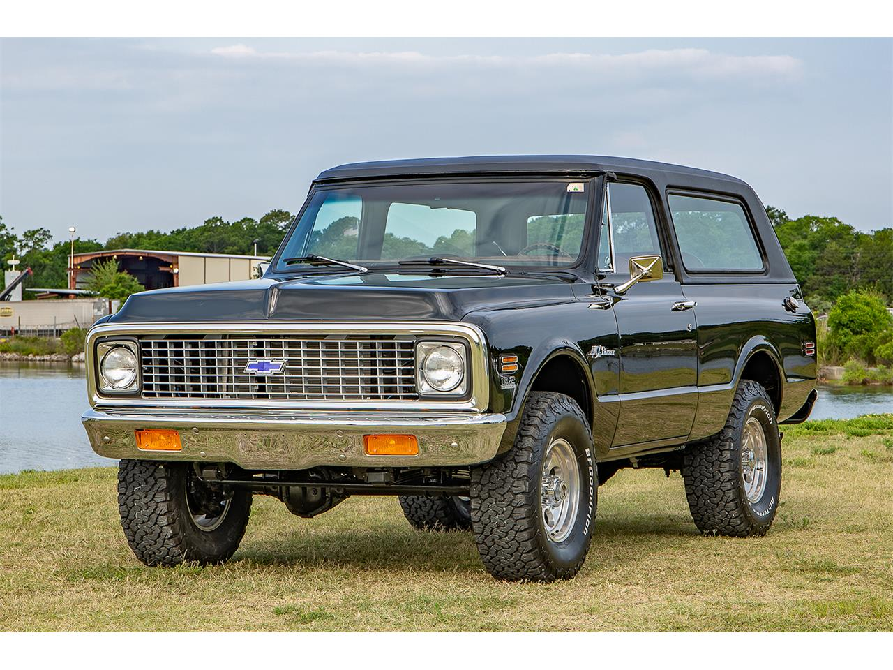 1972 Chevrolet Blazer (CC-1351954) for sale in Pensacola, Florida