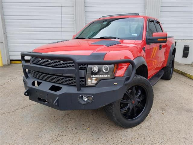 2010 Ford F150 (CC-1351956) for sale in Houston , Texas
