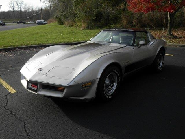 1982 Chevrolet Corvette (CC-1351967) for sale in Milford, Ohio