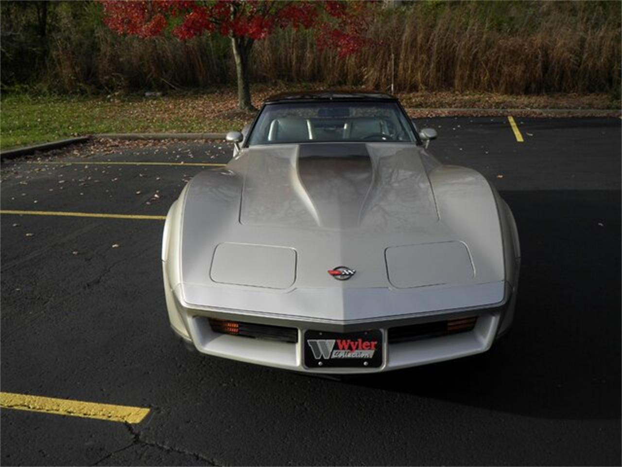 1982 Chevrolet Corvette (CC-1351967) for sale in Milford, Ohio