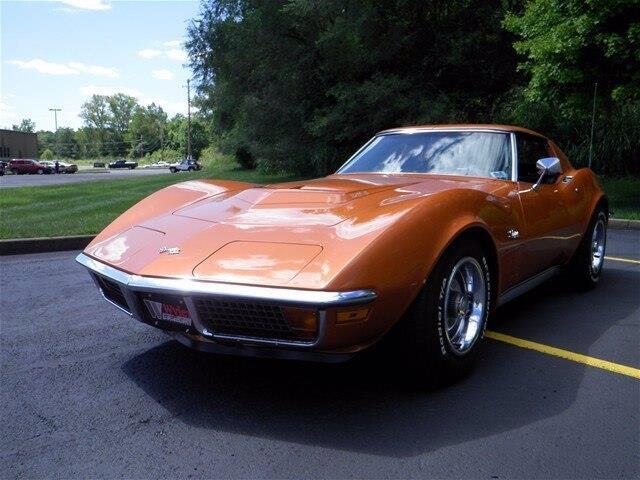 1972 Chevrolet Corvette (CC-1351969) for sale in Milford, Ohio