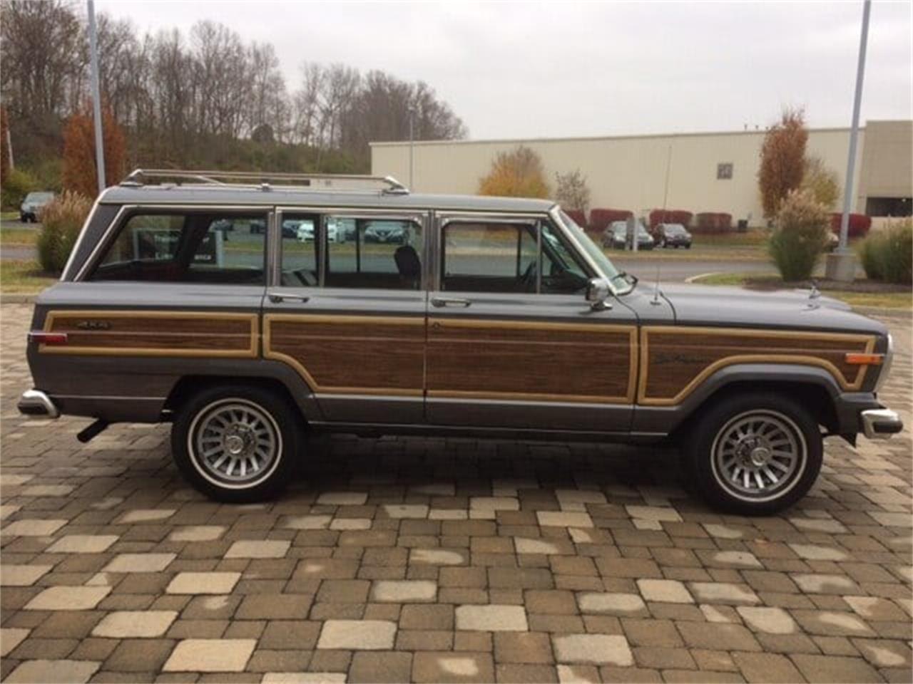 1989 Jeep Grand Wagoneer (CC-1351973) for sale in Milford, Ohio