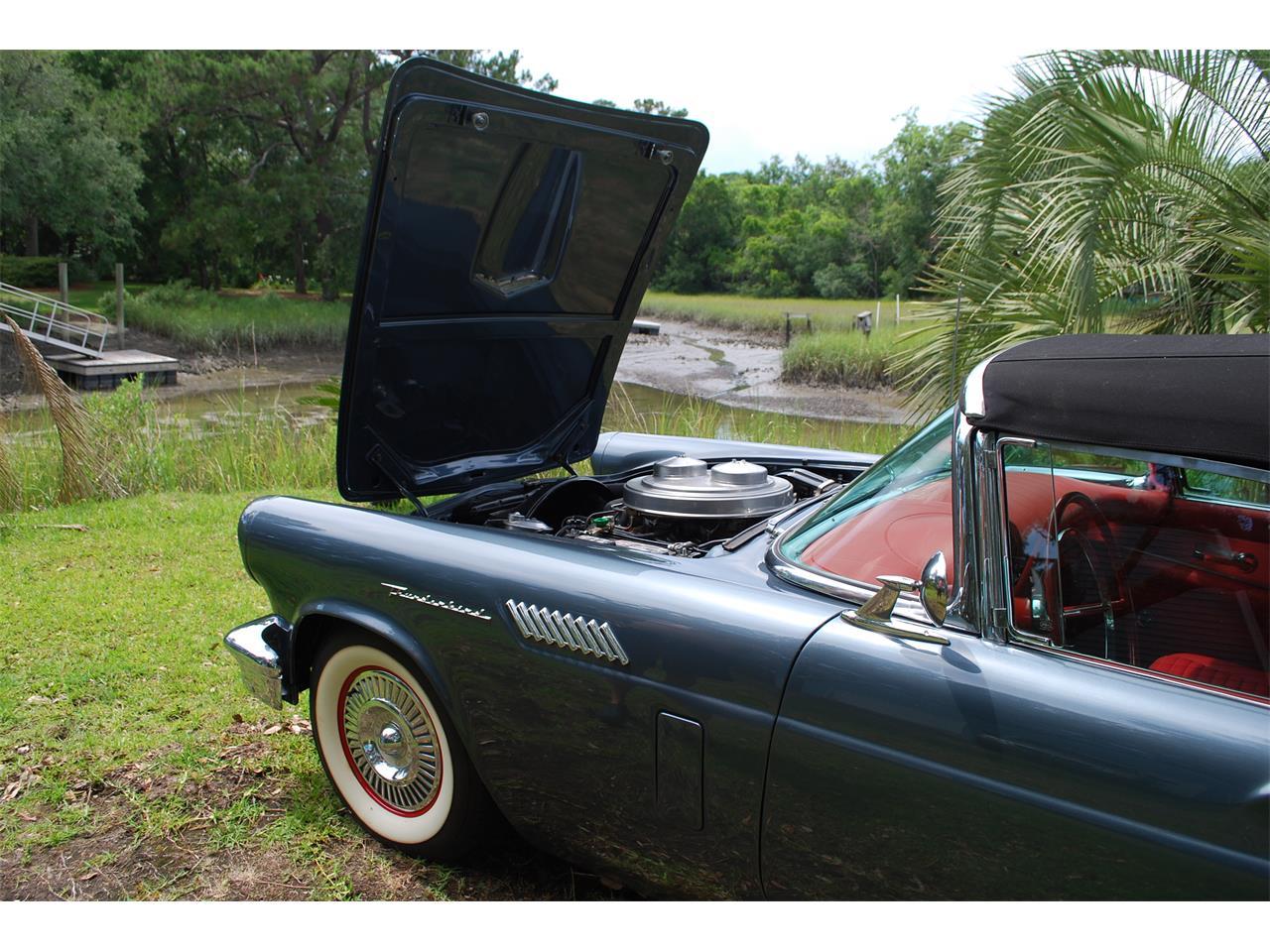 1957 Ford Thunderbird (CC-1351976) for sale in Charleston, South Carolina