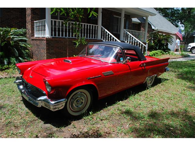 1957 Ford Thunderbird (CC-1351979) for sale in Charleston, South Carolina
