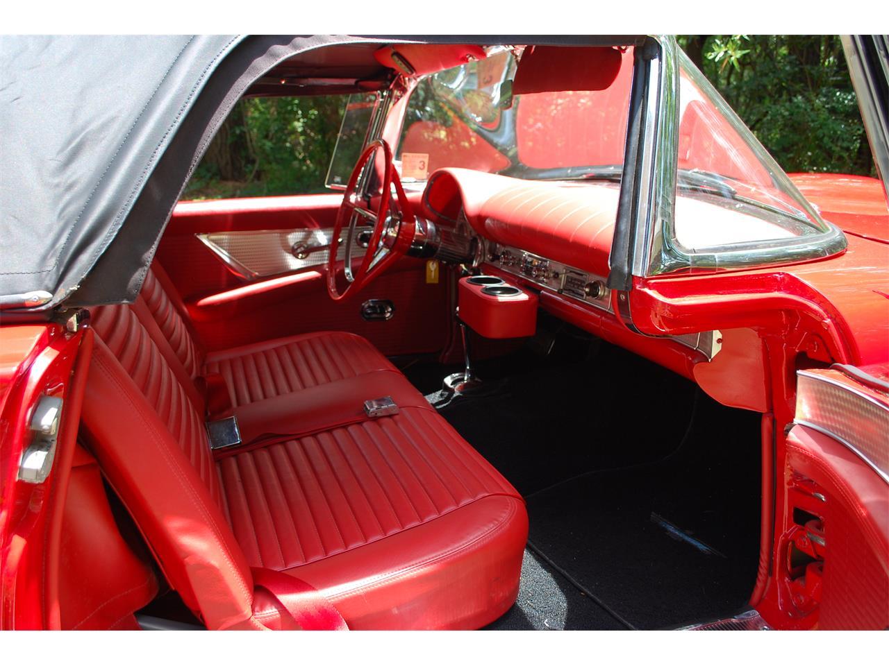 1957 Ford Thunderbird (CC-1351979) for sale in Charleston, South Carolina