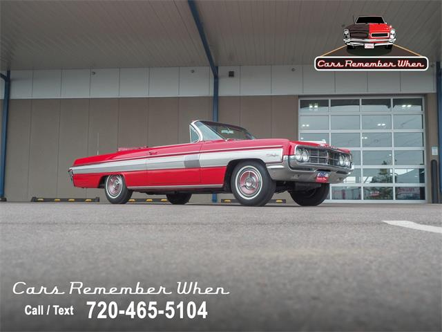 1962 Oldsmobile Starfire (CC-1351983) for sale in Englewood, Colorado