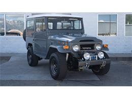 1971 Toyota Land Cruiser FJ (CC-1351986) for sale in Salt Lake City, Utah