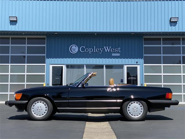 1989 Mercedes-Benz 560SL (CC-1351987) for sale in newport beach, California
